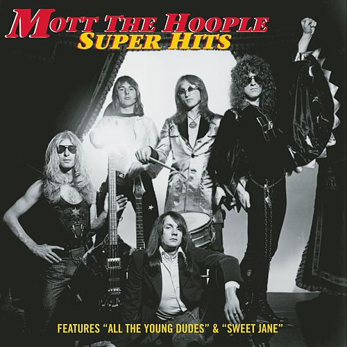 Collections by Mott the Hoople