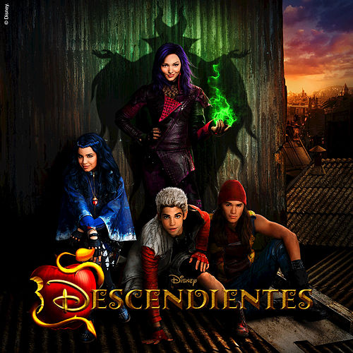 Descendientes (Original TV Movie Soundtrack) by Various Artists