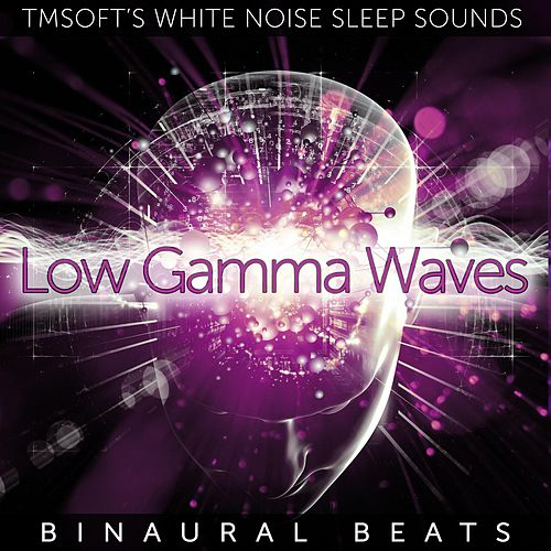 Low Gamma Waves Binaural Beats by Tmsoft's White Noise Sleep Sounds