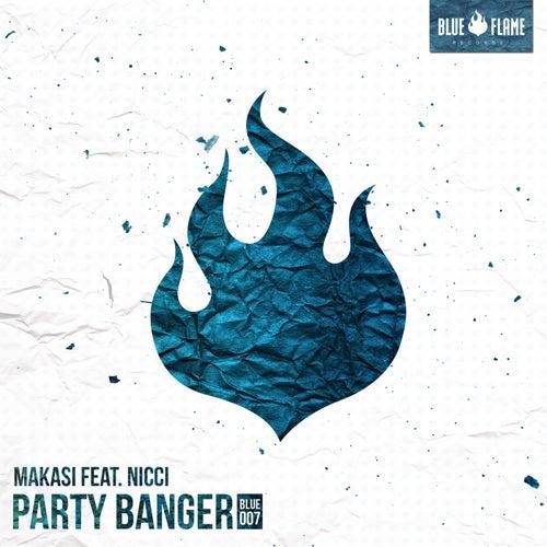 Party Banger (feat. Nicci) de Makasi