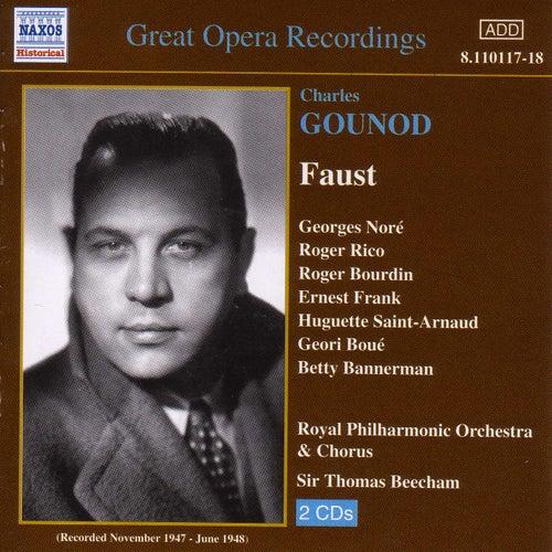 Faust von Charles Gounod
