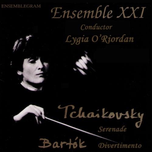 Bartok Divertimento, Tchaikovsky Serenade by Ensemble XXI