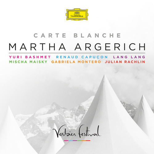 Carte Blanche (Live) by Martha Argerich