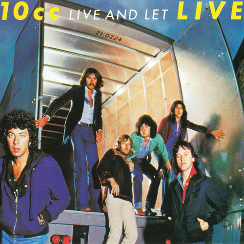 Live & Let Live by 10cc