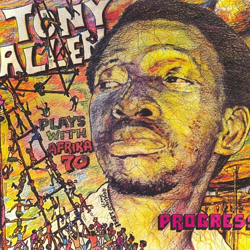 Progress, Jealousy von Tony Allen