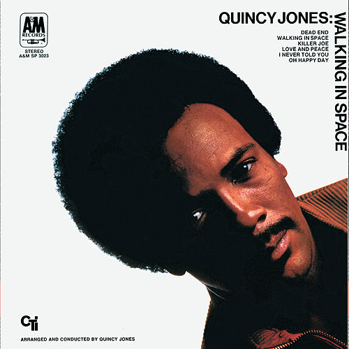 Walking In Space by Quincy Jones