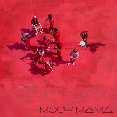 Das rote Album von Moop Mama