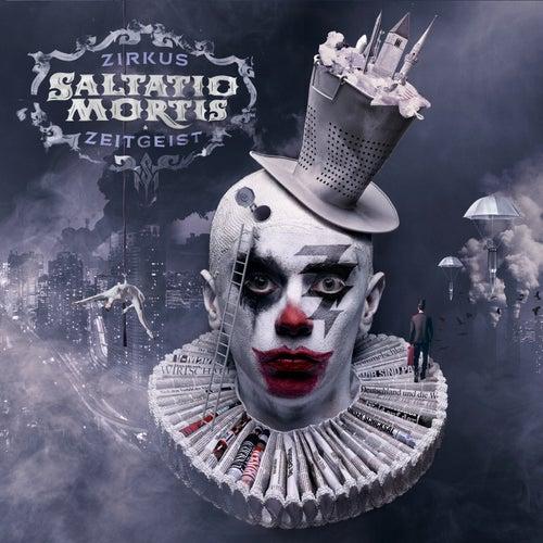 Zirkus Zeitgeist (Deluxe) von Saltatio Mortis