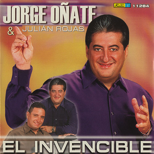 El Invencible von Jorge Oñate