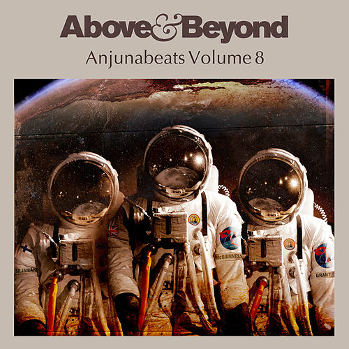 Anjunabeats Vol. 8 by Above & Beyond
