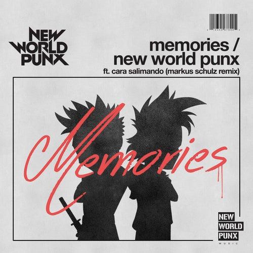 Memories (Markus Schulz Remix) de New World Punx