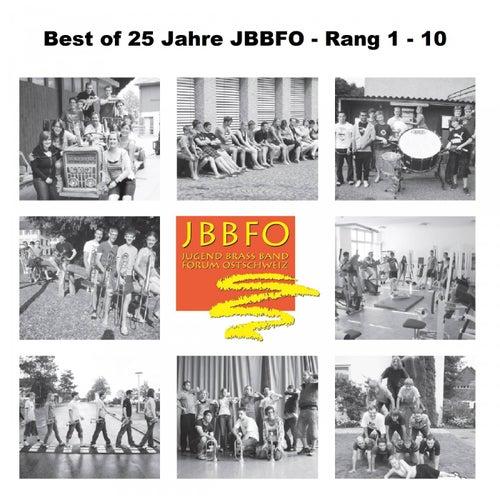 Best of 25 Jahre JBBFO - Rang 1 - 10 de Various Artists