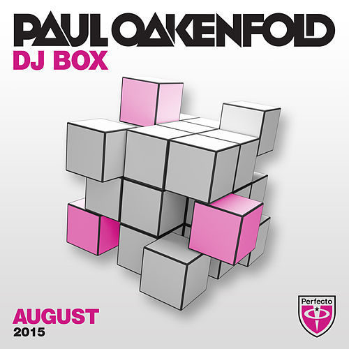 DJ Box - August 2015 by Various Artists