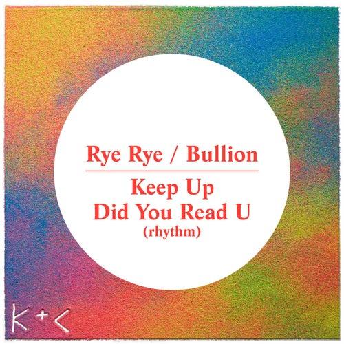Keep Up / Did You Read U (Rhythm) by Various Artists