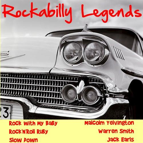 Rockabilly Legends by Various Artists