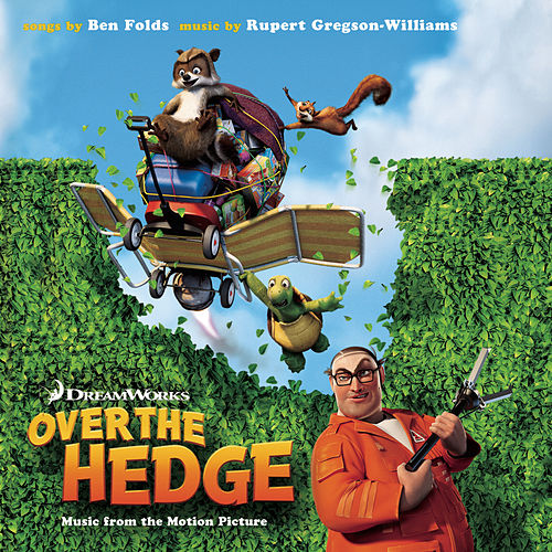 Over the Hedge-Music from the Motion Picture de Ben Folds