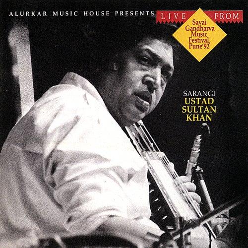 Live At Savai Gandharva Festival 1992 by Sultan Khan