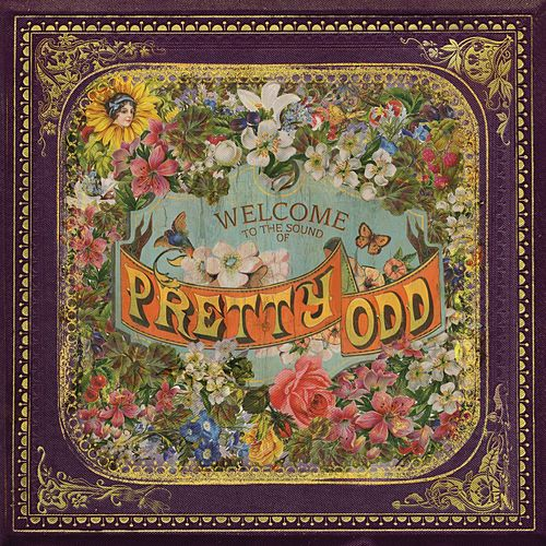 Pretty. Odd. von Panic! at the Disco
