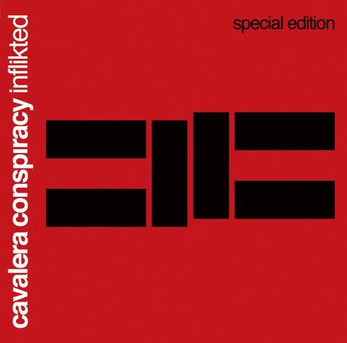 Inflikted (Special Edition) de Cavalera Conspiracy