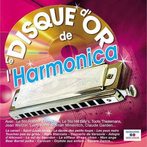 Le disque d'or de l'harmonica von Various Artists