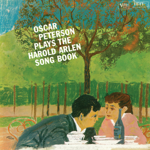Oscar Peterson Plays The Harold Arlen Song Book by Oscar Peterson