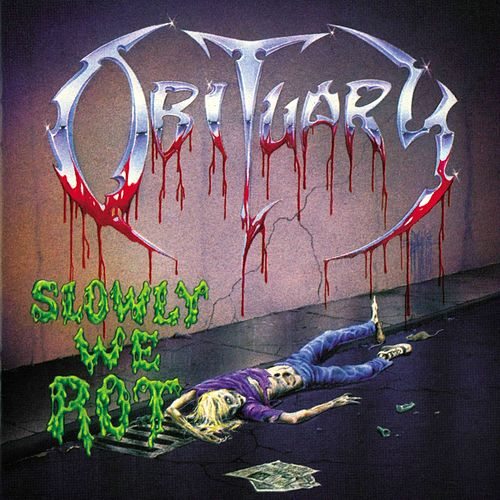 Slowly We Rot (Reissue) by Obituary