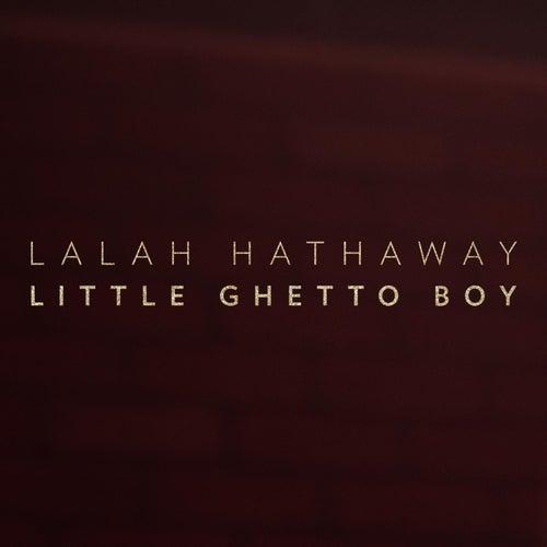 Little Ghetto Boy - Single von Lalah Hathaway