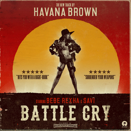 Battle Cry by Havana Brown