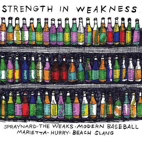 Strength In Weakness by Various Artists