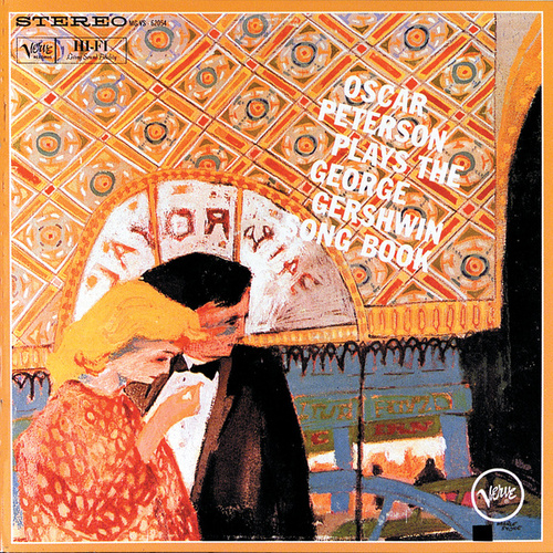Oscar Peterson Plays The George Gershwin Song Book by Oscar Peterson