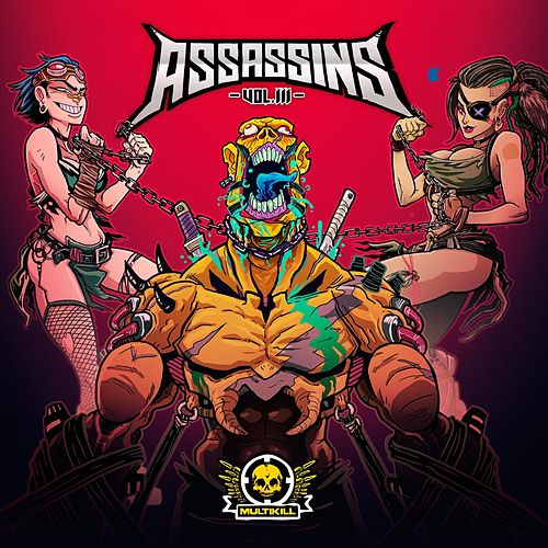 Assassins, Vol. 3 von Various Artists