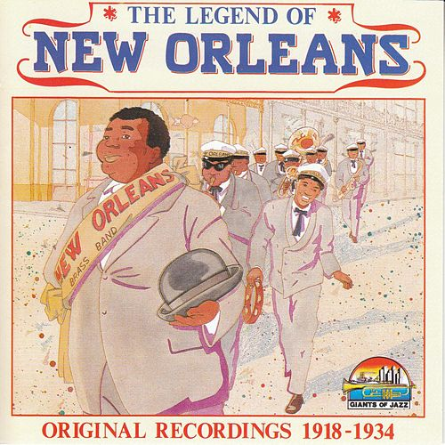 The Legend Of New Orleans by Various Artists