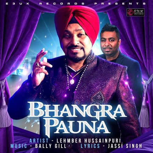 Bhangra Pauna de Lehmber Hussainpuri