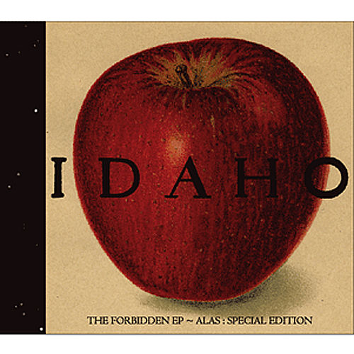 The Forbidden Ep - Alas: Special Edition by Idaho