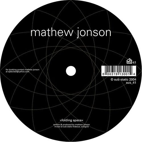 Behind The Mirror / Folding Space by Mathew Jonson