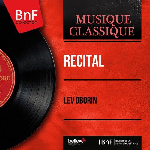 Récital (Mono Version) by Lev Oborin