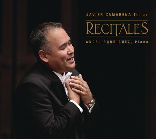 Recitales de Javier Camarena