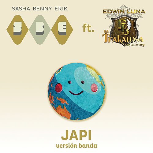 Japi (Versión Banda) de Sasha Benny Erik