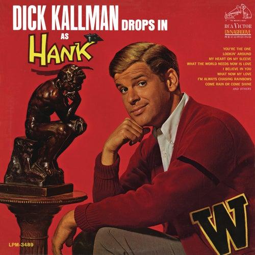 Drops in as Hank by Dick Kallman