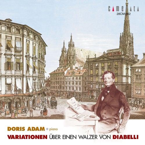 Variationen uber einen Walzer von Diabelli von Doris Adam