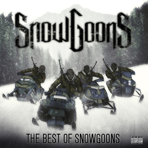 The Best of Snowgoons de Snowgoons