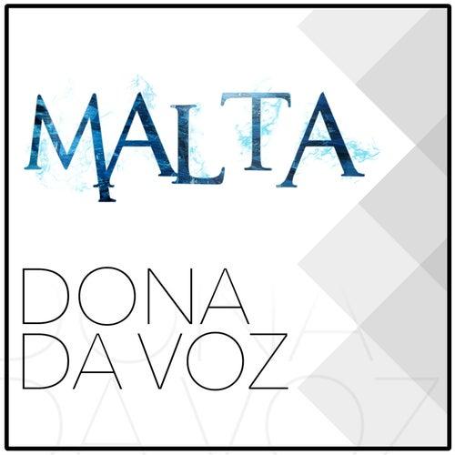 Dona da Voz - Single de Malta