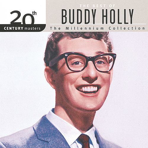 20th Century Masters: The Millennium Collection by Buddy Holly