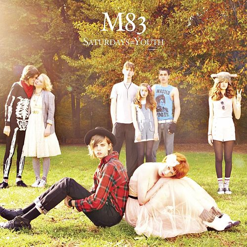 Saturdays = Youth von M83
