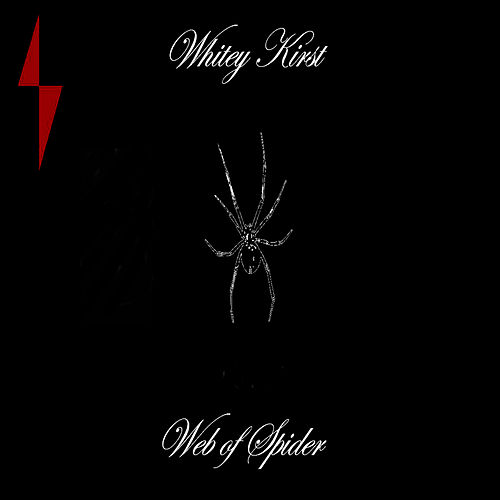 Web of Spider by Whitey Kirst