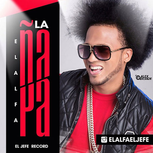 La Napa - Single de El Alfa