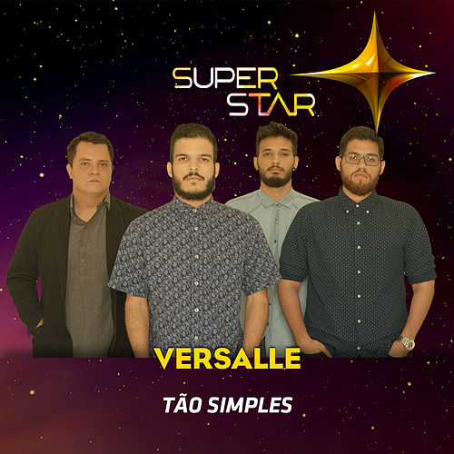 Tão Simples (Superstar) - Single by Versalle