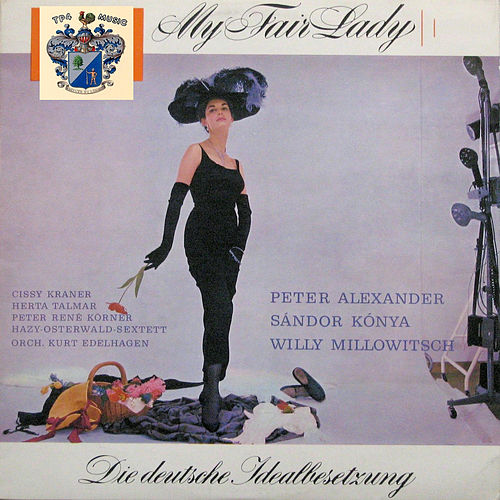 My Fair Lady - German Version de Kurt Edelhagen All Stars