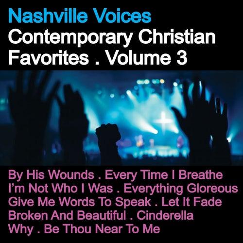 Contemporary Christian Favorites, Vol. 3 de The Nashville Voices