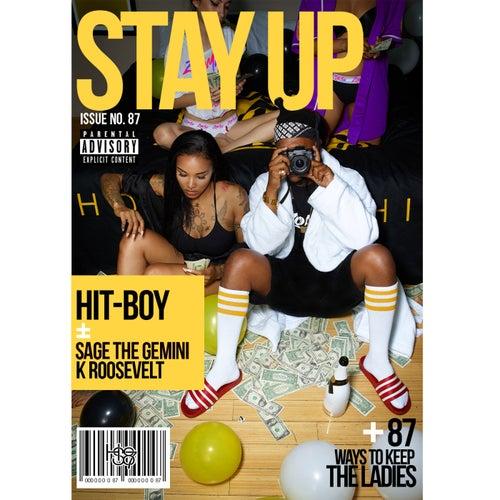 Stay Up von Hit-Boy